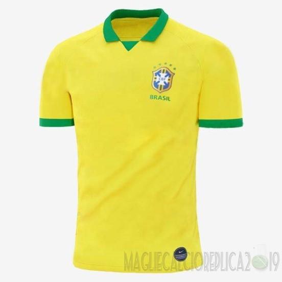 8273683ab Maglia Calcio Replica 2019 - Maglia Brasile a poco prezzo
