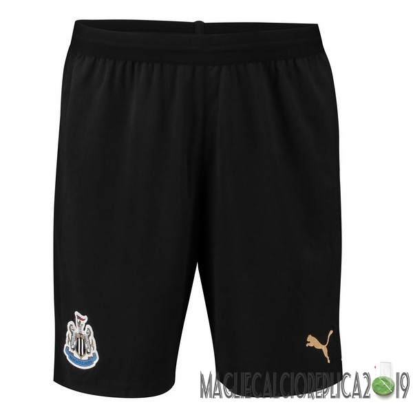 Poco Prezzo PUMA Home Pantaloncini Newcastle United 18-19 Nero